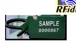 titan RFID, adjustable RFID plastic seal
